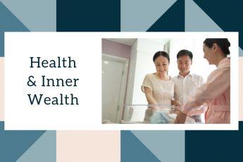 Health and inner wealth interior health design