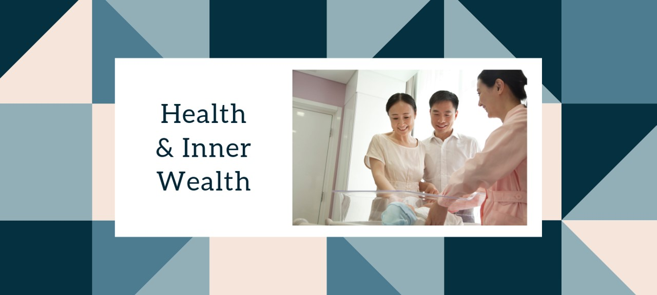 Health and inner wealth interior health design