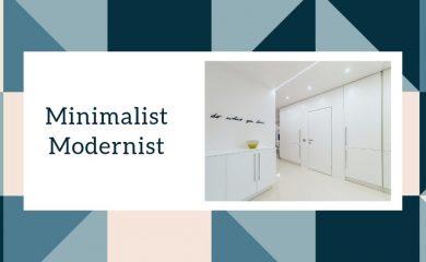 Minimal Modern Interior Design