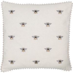 Bee Motif Cushion