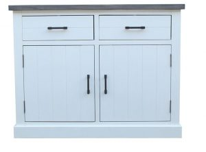 Country Classic Blue Sideboard