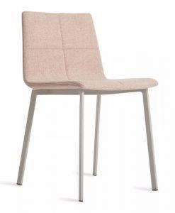 Blush Pink Dining Chair