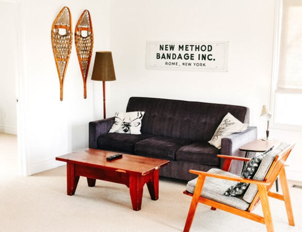 Decorate smartly on a budget