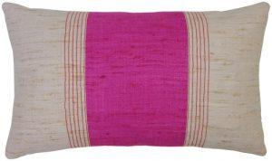 PINK Stitches Pillow