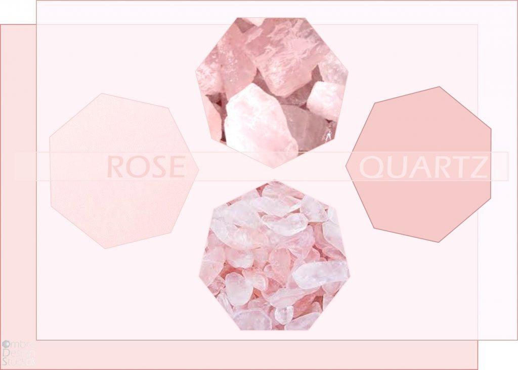 ROSE QUARTZ PINK