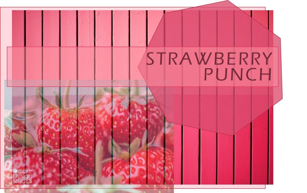 STRAWBERRY PUNCH PINK