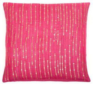PINK Sequence Pillow