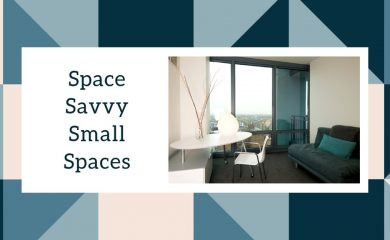 Space Savvy Small Spaces