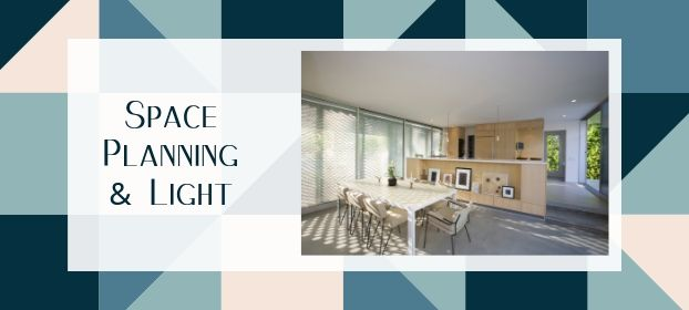 Space Planning and Light in Interior Design