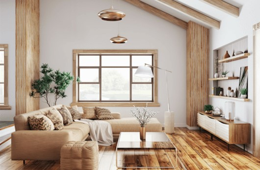 Defined-living-room-on-lower-floor-level-and-with-sloped-roof