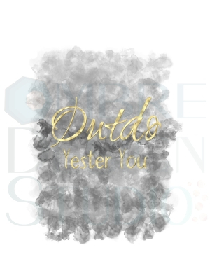 Product Printable Digital Download Outdo Grey Black White