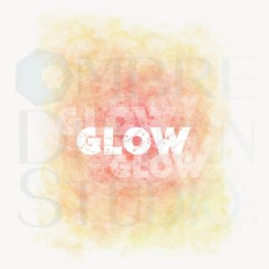 Product Digital Download Printable Glow White Yellow Orange