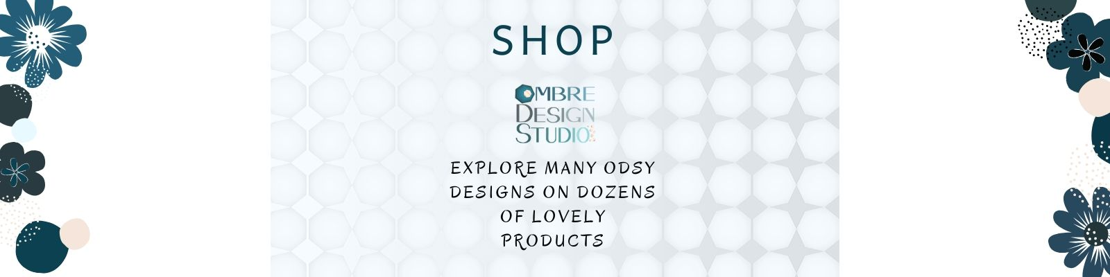 Shop lovely designs printed on products