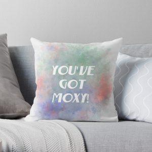 You've got moxy - scatter cushion