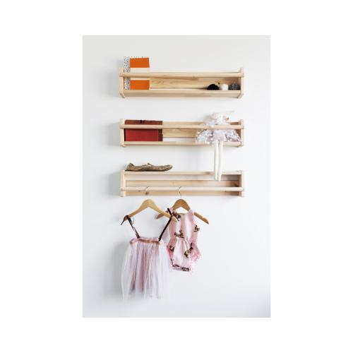 Keep in mind: practical, beautiful, vertical, flexible