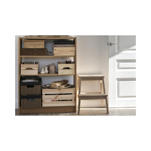 Storage ideas can be simple and cost-effective