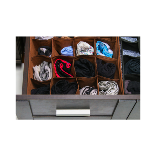 Make it work for you - simple, yet clever storage solutions are there to make your life simpler